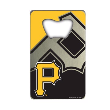 Picture of MLB - Pittsburgh Pirates Credit Card Bottle Opener