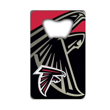 Picture of NFL - Atlanta Falcons Credit Card Bottle Opener