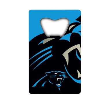 Picture of NFL - Carolina Panthers Credit Card Bottle Opener
