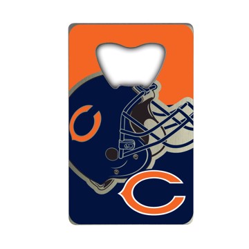 Picture of NFL - Chicago Bears Credit Card Bottle Opener