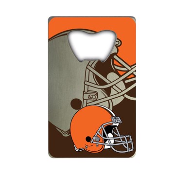Picture of NFL - Cleveland Browns Credit Card Bottle Opener