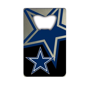Picture of NFL - Dallas Cowboys Credit Card Bottle Opener