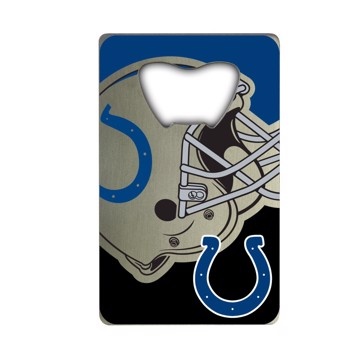 Picture of NFL - Indianapolis Colts Credit Card Bottle Opener
