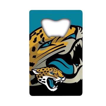 Picture of NFL - Jacksonville Jaguars Credit Card Bottle Opener