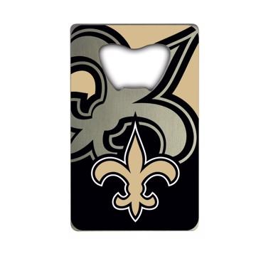 Picture of NFL - New Orleans Saints Credit Card Bottle Opener