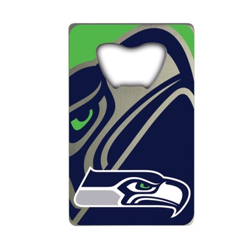 Picture of NFL - Seattle Seahawks Credit Card Bottle Opener