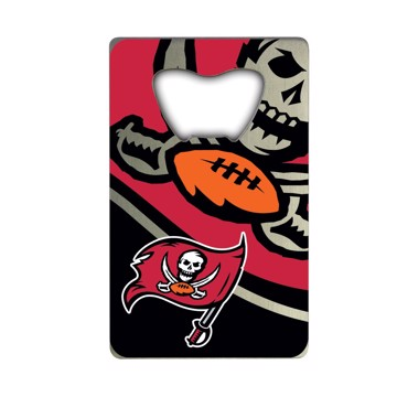 Picture of NFL - Tampa Bay Buccaneers Credit Card Bottle Opener