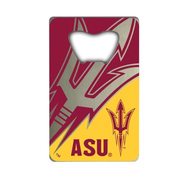 Picture of Arizona State Credit Card Bottle Opener