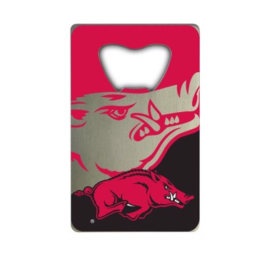 Picture of Arkansas Credit Card Bottle Opener