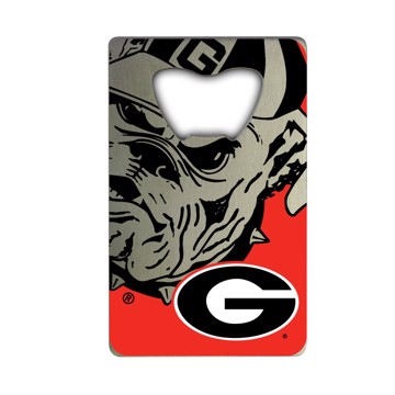 Picture of Georgia Credit Card Bottle Opener