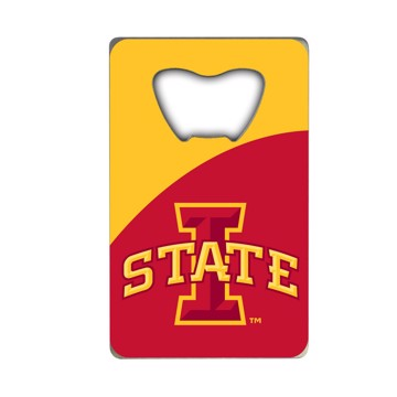 Picture of Iowa State Credit Card Bottle Opener