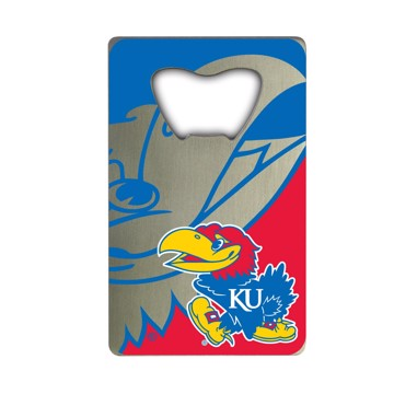 Picture of Kansas Credit Card Bottle Opener