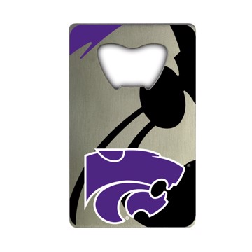 Picture of Kansas State Credit Card Bottle Opener