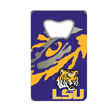 Picture of LSU Credit Card Bottle Opener