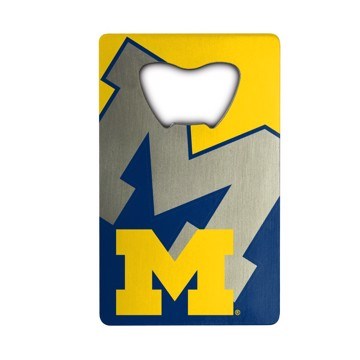 Picture of Michigan Credit Card Bottle Opener