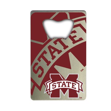 Picture of Mississippi State Credit Card Bottle Opener