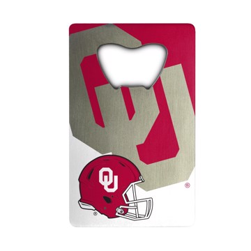 Picture of Oklahoma Credit Card Bottle Opener
