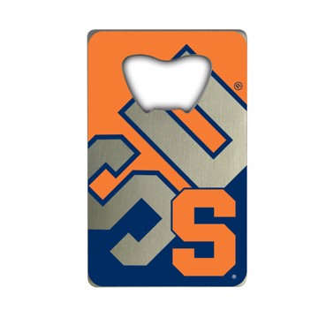 Picture of Syracuse Credit Card Bottle Opener
