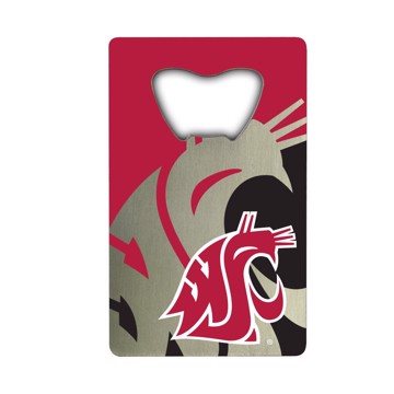 Picture of Washington State Credit Card Bottle Opener