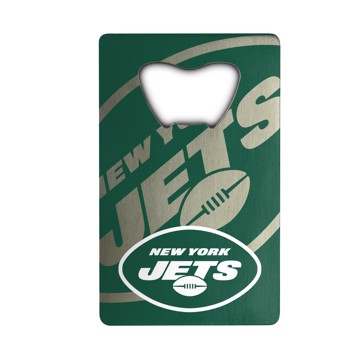 Picture of NFL - New York Jets Credit Card Bottle Opener
