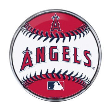 Picture of MLB - Los Angeles Angels Embossed Baseball Emblem