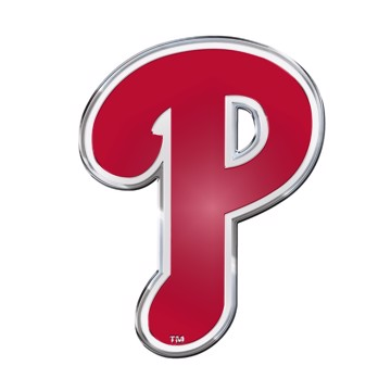 Picture of MLB - Philadelphia Phillies Embossed Color Emblem