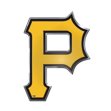 Picture of MLB - Pittsburgh Pirates Embossed Color Emblem