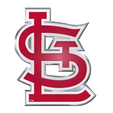 Picture of MLB - St. Louis Cardinals Embossed Color Emblem