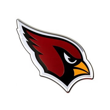 Picture of NFL - Arizona Cardinals Embossed Color Emblem