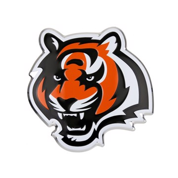 Picture of NFL - Cincinnati Bengals Embossed Color Emblem