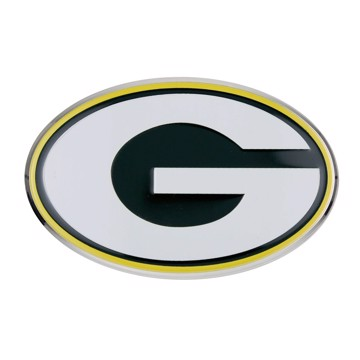 Picture of NFL - Green Bay Packers Embossed Color Emblem