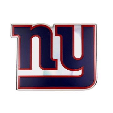 Picture of NFL - New York Giants Embossed Color Emblem