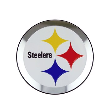Picture of NFL - Pittsburgh Steelers Embossed Color Emblem