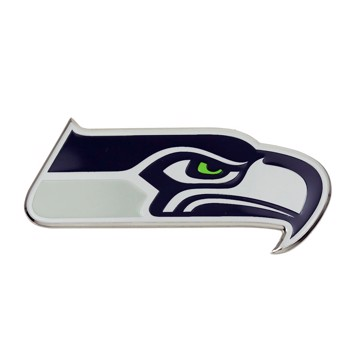Picture of NFL - Seattle Seahawks Embossed Color Emblem