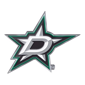 Picture of NHL - Dallas Stars Embossed Color Emblem