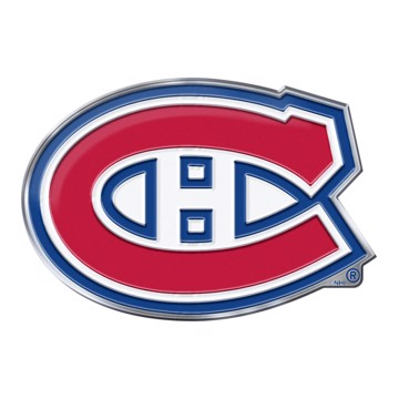 Picture of NHL - Montreal Canadiens Embossed Color Emblem