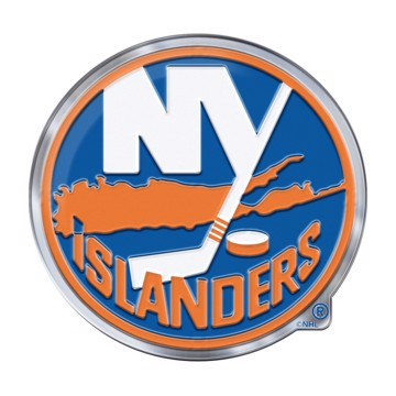 Picture of NHL - New York Islanders Embossed Color Emblem