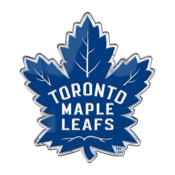 Picture of NHL - Toronto Maple Leafs Embossed Color Emblem