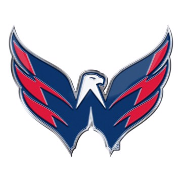 Picture of NHL - Washington Capitals Embossed Color Emblem