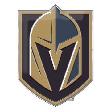 Picture of NHL - Vegas Golden Knights Embossed Color Emblem
