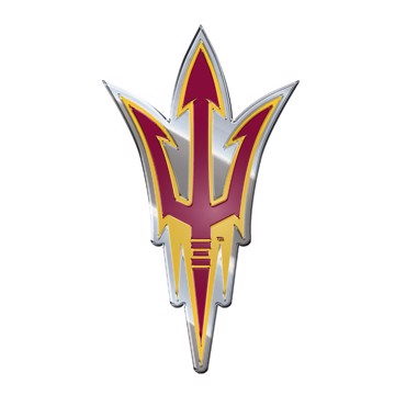 Picture of Arizona State Embossed Color Emblem