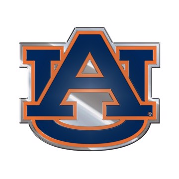 Picture of Auburn Embossed Color Emblem