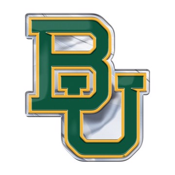 Picture of Baylor Embossed Color Emblem