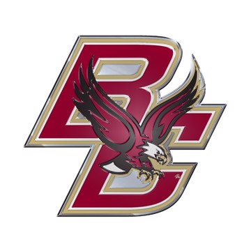 Picture of Boston College Embossed Color Emblem