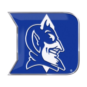 Picture of Duke Embossed Color Emblem