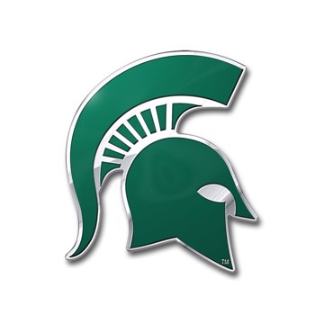 Picture of Michigan State Embossed Color Emblem