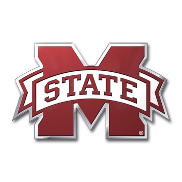 Picture of Mississippi State Embossed Color Emblem