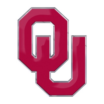 Picture of Oklahoma Embossed Color Emblem