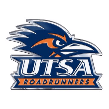 Picture of UTSA Embossed Color Emblem