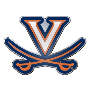 Picture of Virginia Embossed Color Emblem